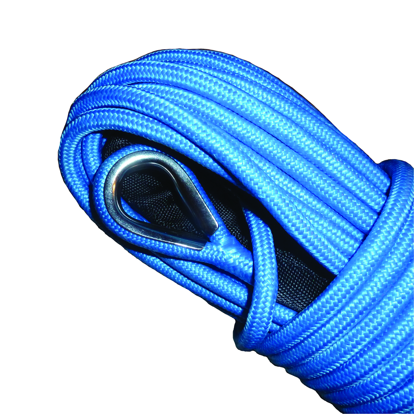 Alltracks Synthetic rope winch line