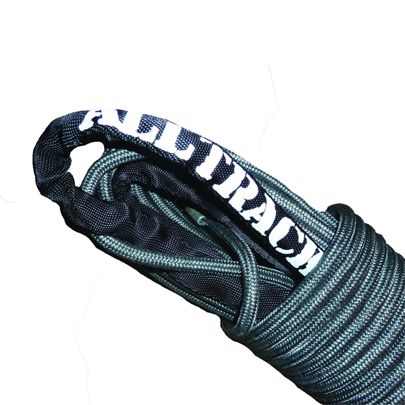 Alltracks winch rope synthetic winch line liertouw lier touw synthetisch liertouw double braided rope double braided winch rope dubbel gevlochten lierlijn lier lijn