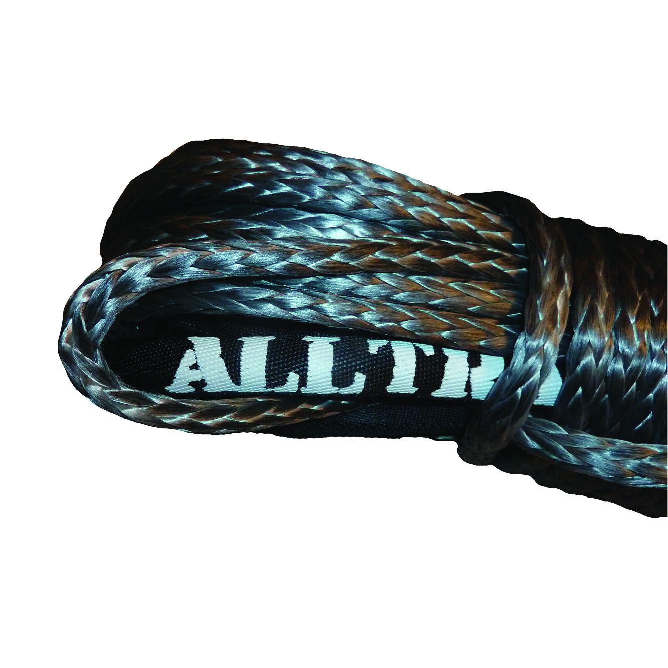 Alltracks Synthetic rope winch line 10mm x 32m