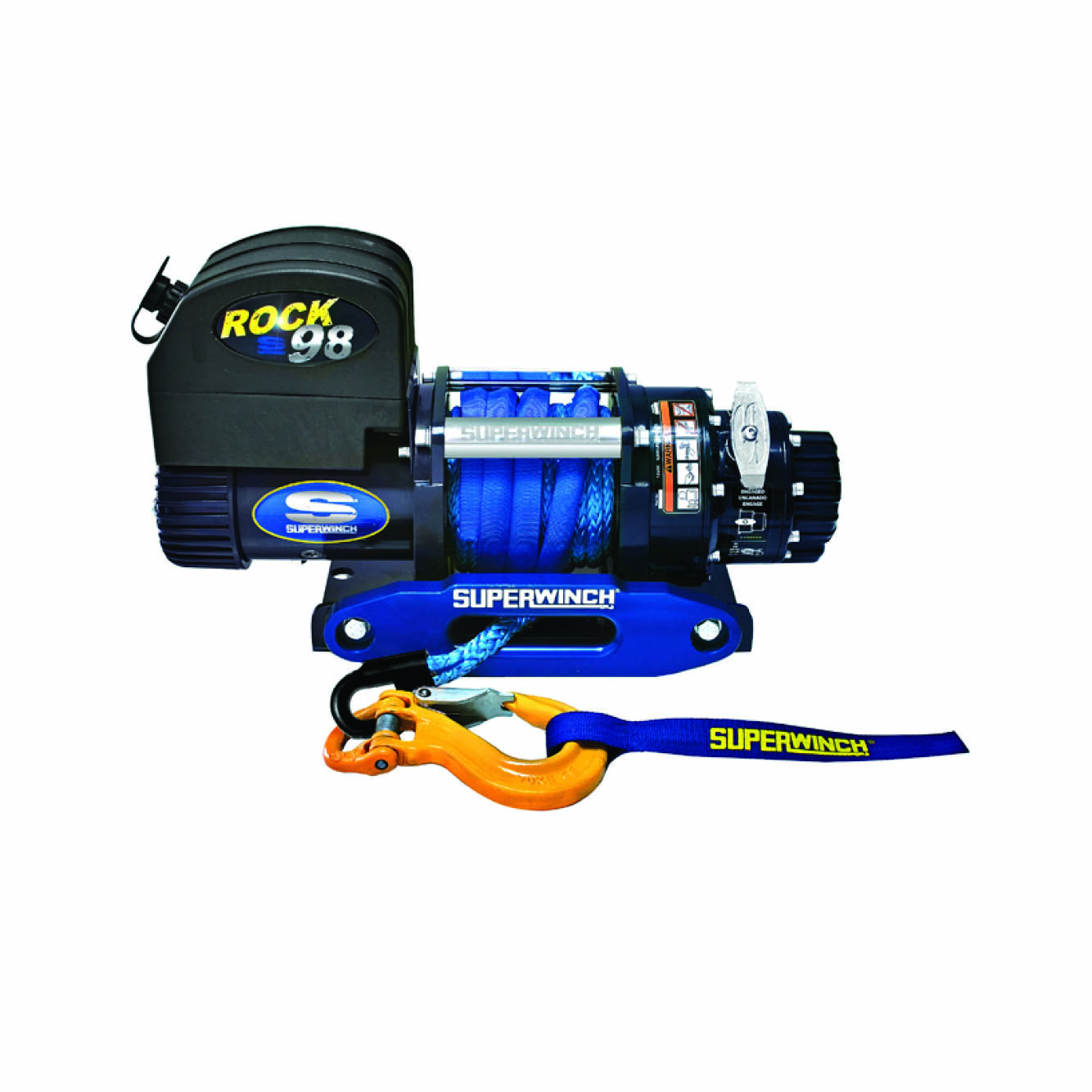 Superwinch Talon Rock 98